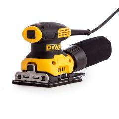 DeWalt DWE6411 vlakschuurmachine 115mm - 280W - DWE6411