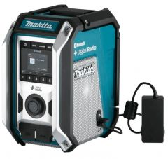 Makita DMR114 Bouwradio Bluetooth Bass subwoofer 10,8 - 18 Volt / 230 V