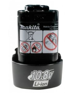 Makita BL1013 10.8V Li-Ion accu 1.3Ah 194550-6