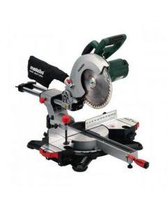 Metabo KGS254M 230V afkortzaag met trekfunctie en laser 254mm 1800W