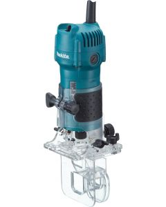 Makita 3710 kantenfrees - 530W - 6mm