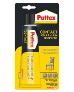Pattex Transparant Contactlijm 125 g