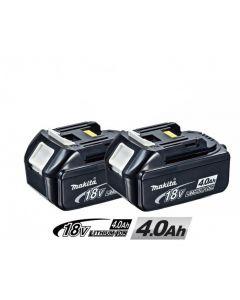 BL1840 4.0 Ah 18 Volt Li-Ion accu Duopack (2 stuks)