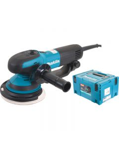 Makita BO6040 excenter schuurmachine in koffer