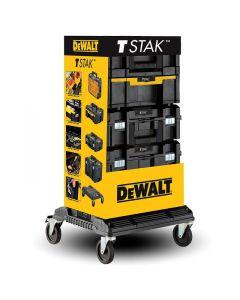 DeWalt DWST1-81048 Tstak koffer toren op cart-trolley