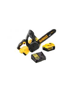 DeWALT DCM565P1 18V XR Li-ion Kettingzaag set (1x5Ah) - Koolborstelloos