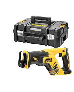DeWALT DCS367NT 18V Li-ion accu reciprozaag body in TSTAK - koolborstelloos