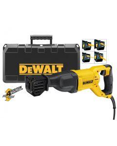DeWalt DWE305PK reciprozaag in koffer 1100W - DWE305PK-QS
