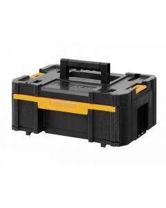 DeWalt DWST1-70705 TSTAK-Box III stevige gereedschapskoffer met diepe lade inclusief 6 bakjes - TSTAK III