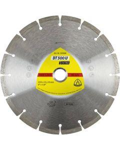 Klingspor diamantschijf 230mm - DT 300 U Extra