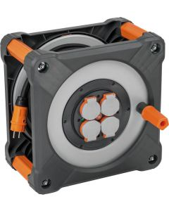 professionalLINE Cube kabelhaspel 50m  IP44 H07RN-F 3G1,5