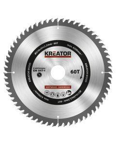Kreator KRT020424 cirkelzaagblad 216mm 48T