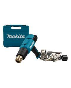 Makita HG6531CK Heteluchtpistool in koffer - 2000W - 550l/min