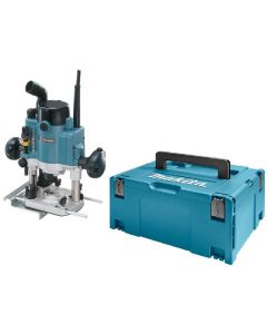 Makita RP0910J 230V Bovenfreesmachine - 900W - 8mm in Mbox