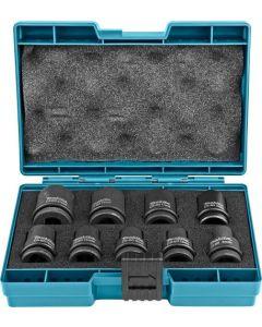 """Makita B-66232 9-delige Krachtdoppenset in box - 1/2"""""""