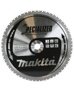 Makita B-09765 zaagblad 305mm x 25,4mm 60T voor metaal
