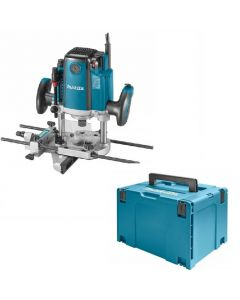 Makita RP2300FCXJ bovenfrees 12mm - 2300W in Mbox