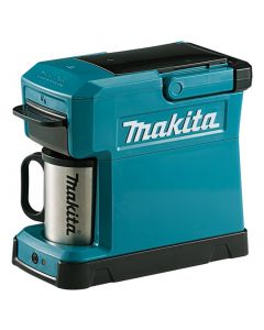 Makita DCM501Z 18V Li-Ion accu koffiezetapparaat body inclusief mok