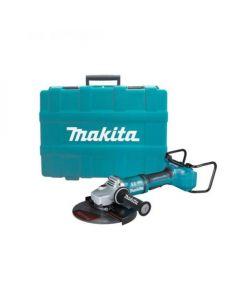 Makita DGA900ZK accu haakse slijper 230mm (2x18V) in koffer