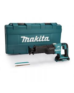 Makita DJR360ZK 36V (2x 18V) Li-ion accu reciprozaag body in koffer - koolborstelloos