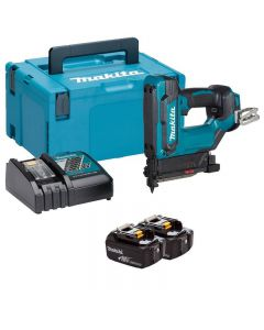 Makita DPT353RTJ 18V pintacker set (2x5Ah accu's) in Mbox