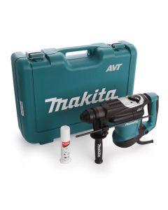 Makita HR3210C combihamer 4,9J - 850W SDS-PLUS + wisselkop