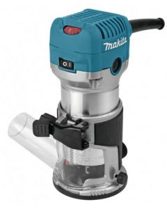 Makita RT0700C bovenfrees kantenfrees trimmer 710W
