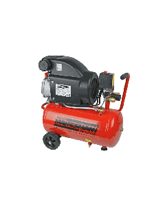 Mannesmann compressor 24L - 8 bar - 2 aansluitingen