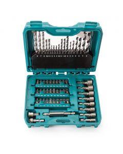 Makita P-90358 60 delige PRO accessoire set