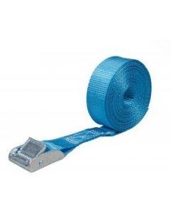 Spanband 25 mm 5 meter 250 kg met klemgesp
