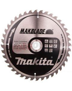 Makita B-08981 Cirkelzaagblad - 260 x 30 x 40T - hout